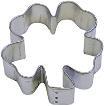 "R&M Clover 2.75"" Cookie Cutter in Durable, Economical, Tinplated Steel"