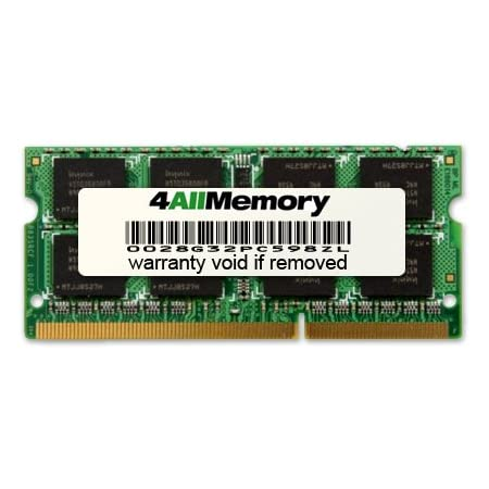 Arch Memory 4 GB 204-Pin DDR3 So-dimm RAM for HP Pavilion g7-2317cl