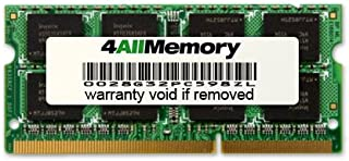 2GB DDR3-1066 (PC3-8500) RAM Memory Upgrade for the ASUS Eee PC 1018P-PU17-BK (1018P-PU17-BK)