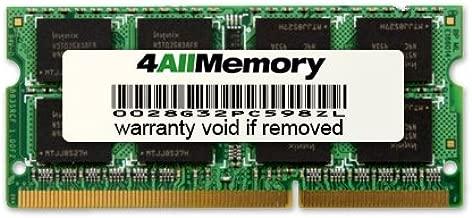 4GB DDR3-1333 RAM Memory Upgrade for the Toshiba Qosmio X305-Q720
