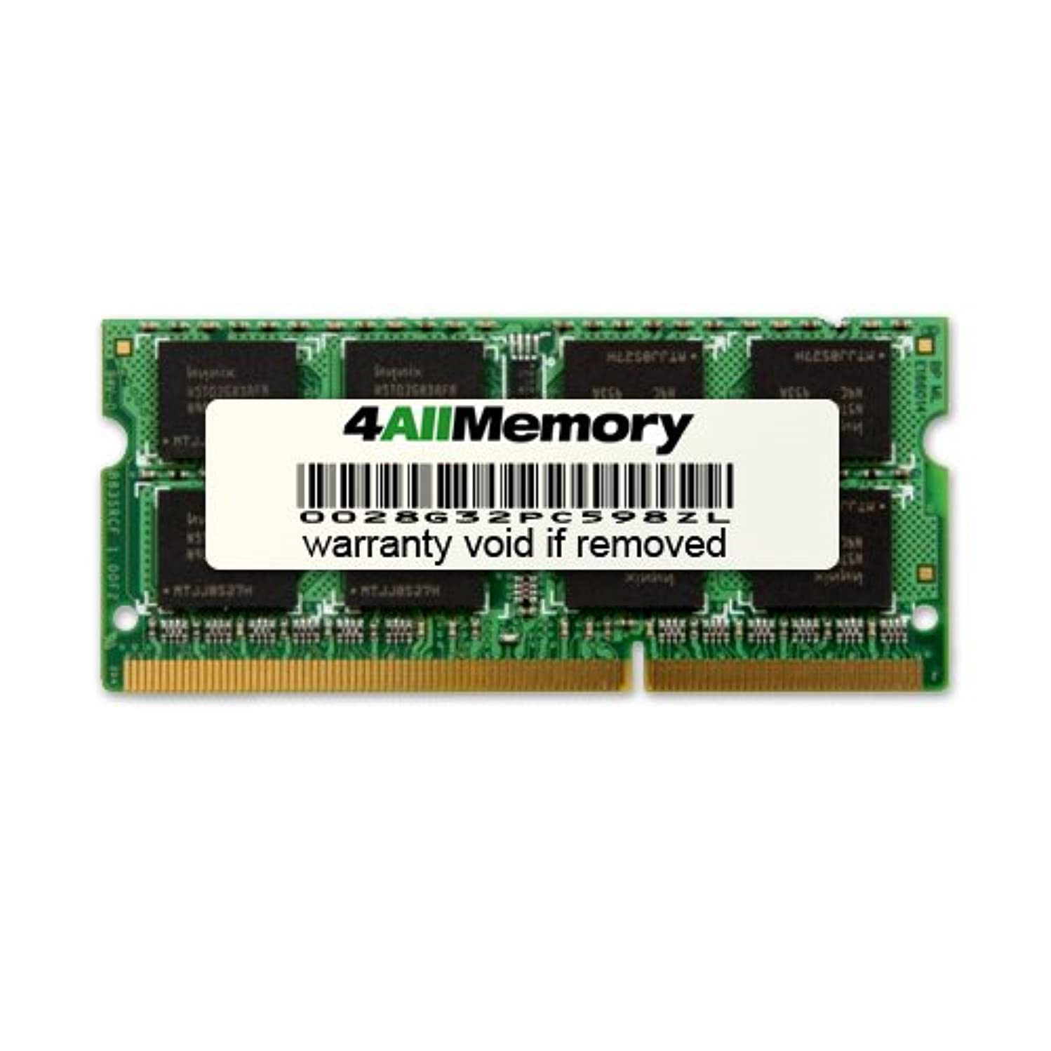 4GB DDR3-1333 (PC3-10600) RAM Memory Upgrade for the Dell Inspiron N7110