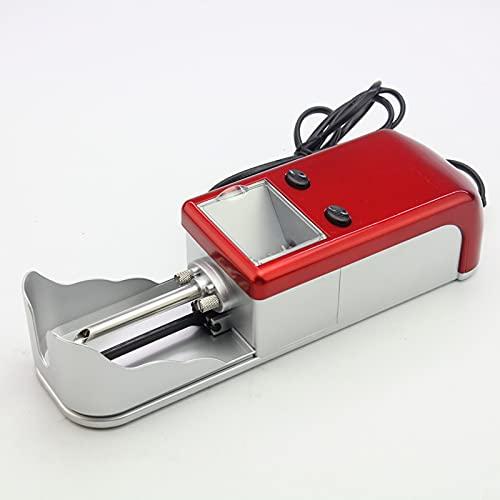 YHDM Máquina para Liar Cigarrillos,Maquina para Liar Tabaco,Tubos Liar Tabaco,Maquina De Llenado De Cigarrillos,Maquina Electrica Entubadora De Cigarros Tubos Liar Tabaco Portatil