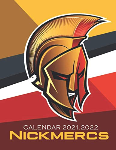 Nickmercs: 2021 – 2022 Games Calendar – 18 months – High Quality Images