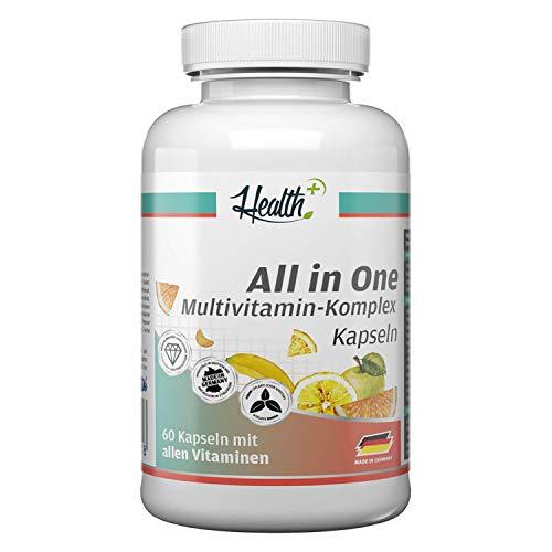 Health+ All in One Multivitamin Komplex, 80 g