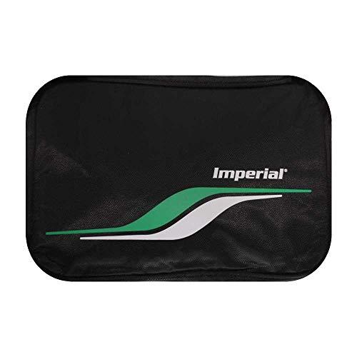 Imperial Doppelschlägerhülle Edition (grün) - Tischtennis Schlägerhülle | Tasche für Tischtennis Schläger | TT-Spezial - Schütt Tischtennis