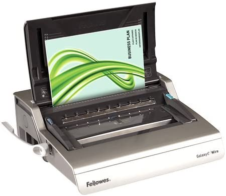 Fellowes Binding Machine Galaxy Max 40% OFF Wire Electric 5217801 Daily bargain sale E