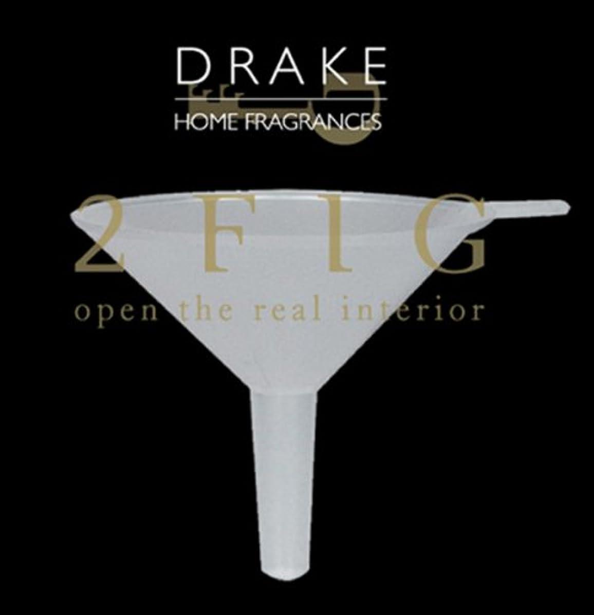 小切手親音楽を聴くDRAKE (ドレイク) フレグランスディフューザー専用ロート