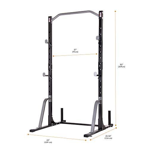 Body Champ Power Rack System PBC530