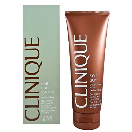 Clinique Body Cream Self Sun tinted Lotion Medium 125 ml
