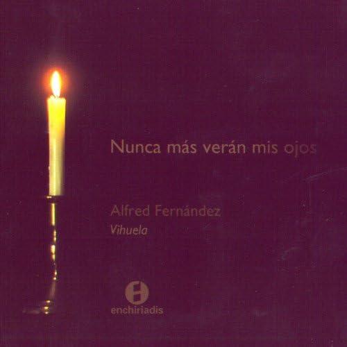Alfred Fernández