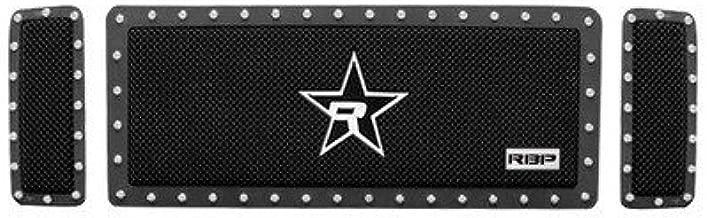 RBP RBP-261564NDX-1 NDX-1 Black Stainless Steel Wire Mesh Packaged Grille