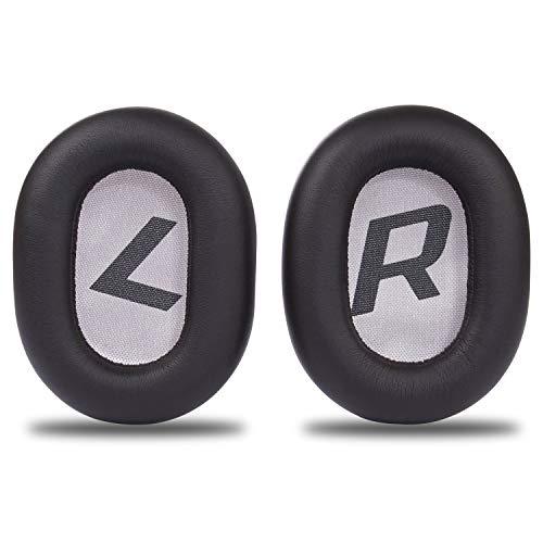 Yizhet 1 paio Cuscinetti Auricolari di Ricambio per Cuffie Plantronics BackBeat Pro 2 Bluetooth Wireless Sostituzioni di Pastiglie (Marrone)
