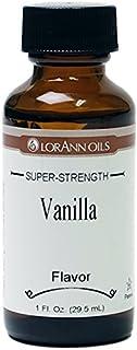 Lorann Hard Candy Flavoring Oil Vanilla Flavor 1 Ounce