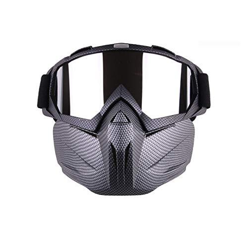 GkYZH Skibril voor dames en heren, uv-skibril, snowboardbril, winterbril, skibril, skibril, snowboardbril, sportbril