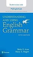 Understanding and Using English Grammar, MyLab English Access Code Card
