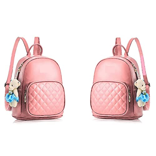 Raez Mini college Bags For Girls/Woman (PINK)