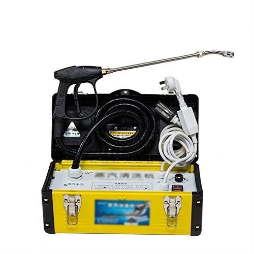 WNN -URG Máquina de limpieza al vapor eléctrica de alta temperatura aire acondicionado cocina campana limpiador de vapor limpiador URG