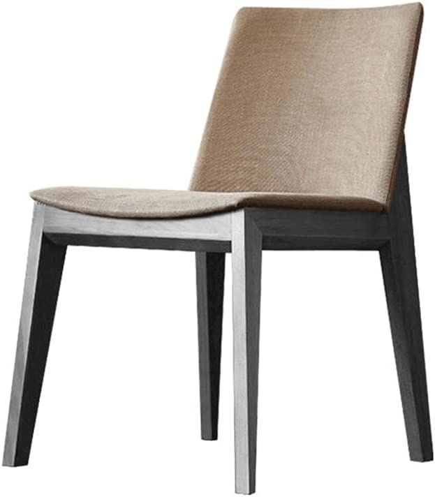 At the price Solid Wood Dining Chair Simple Three-Proof Clot Household Modern Dealing full price reduction