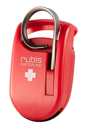 Rubis Eyelash Curler Mini - Click&Blick Wimpernzange mit Edelstahl Griff