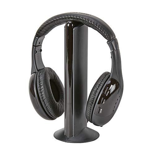 Sharper Image Airtune Wireless TV Headphones
