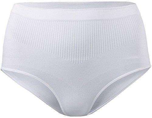 ESMARA® Damen Bauchwegslip (weiß, Gr. S - 36/38)