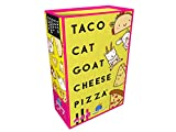 Asmodee - Taco Cat Goat Cheese Pizza - Card Game