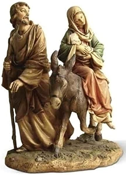9 Flight Into Egypt Fig