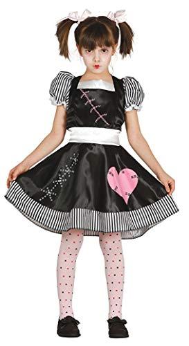 Guirca 85794 - Killer Rag Doll Infantil Talla 10-12 Aos
