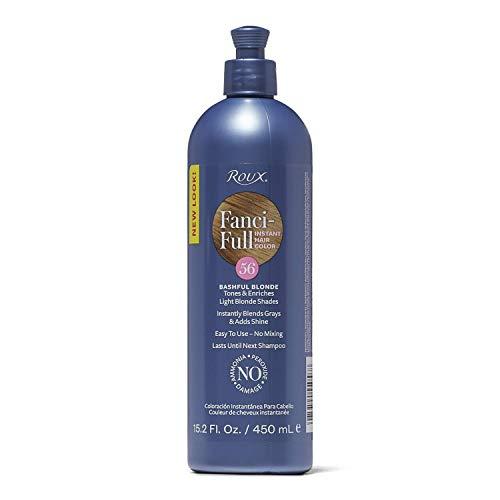 ROUX Fanci-Full Rinse Temporary Hair Color Bashful Blonde 15 oz...