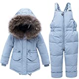 FAIRYRAIN Abrigos para la nieve para niño