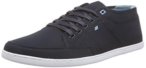 Boxfresh SPARKO ICN RIP NYL, Herren Sneakers, Blau (NAVY/TOURMALINE), 45 EU