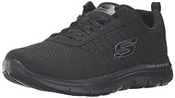 Schwarze Sneaker für Damen