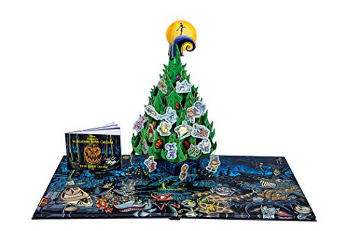 The Nightmare Before Christmas: Advent Calendar and Pop-Up Book