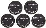 "Dremel 426 Fiberglass Reinforced Cut-Off Wheels 1- 1/4"" Dia., .045"" Thick , Black"
