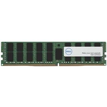 Dual Rank Dell SNPTP9W1C//16G 16 GB DDR4 SDRAM Memory 2666 MHz 288-Pin DIMM Renewed X8-1.2 V