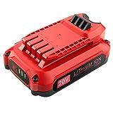 ADVNOVO 20V Battery CMCB202 Replacement for Craftsman V20 Lithium Ion Battery CMCB204 CMCB202 CMCB201 (Only for V20 Series) 20V Tools CMCF900B CMCS600B CMCB104 CMCK401D2 CMCG400B