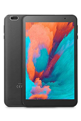 VANKYΟ MatrixPad S8 Tablet 8 inch, Android OS, 2 GB RAM, 32 GB Storage, IPS HD Display, Quad-Core Processor, Dual Camera, GPS, FM, Wi-Fi