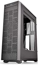 Thermaltake Core G3 ATX Slim Small Form Factor Tt LCS Certified Gaming Computer Case CA-1G6-00T1WN-00, Black