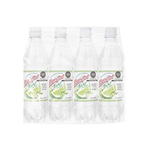 PEÑAFIEL, Twist Limón 600 ml, Botella Pet, 12 piezas