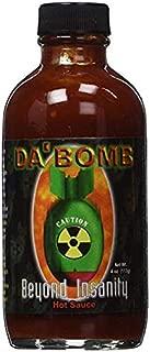 Da Bomb Beyond Insanity Hot Sauce, Bottle (Two Pack)