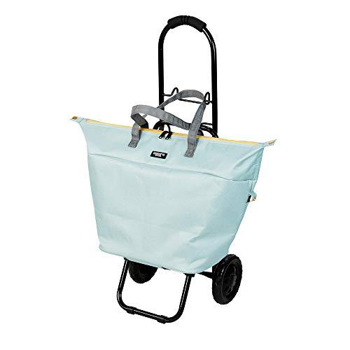 cocoro CUBE 3way 保冷保温機能付きカート トート型カート グレー