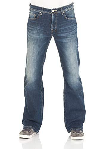LTB Jeans Herren Tinman Bootcut Jeans, Springer Wash (51114), 36W / 34L