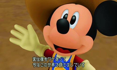 キングダムハーツ3D[ドリームドロップディスタンス]-3DS