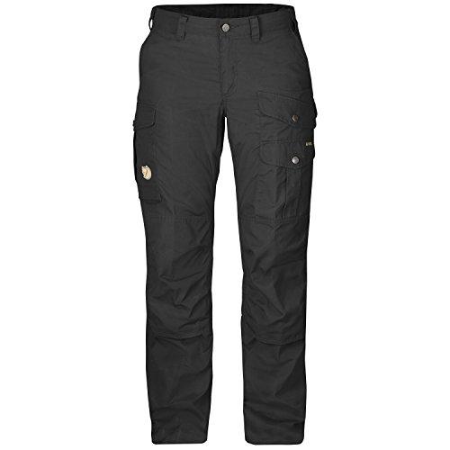 Fjallraven Damen Barents Pro Trousers W Sport, Black-Black, 46