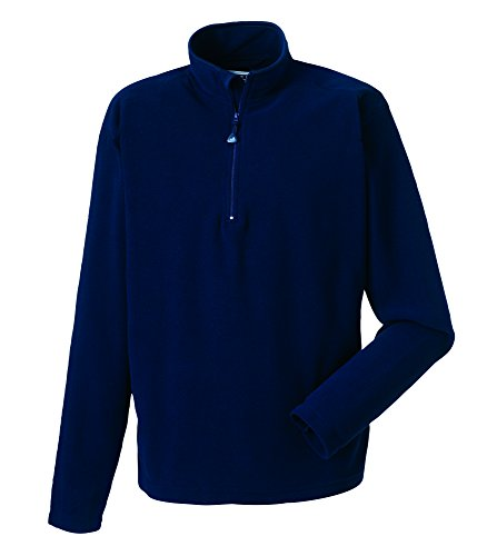 Jerzees - Sweat-shirt - - Manches longues Homme - Bleu - French Navy - Xx-large