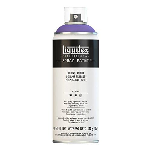 Liquitex Professional - Acrílico en spray, 400ml, prupura brillante