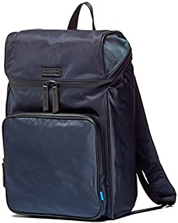 Uri Minkoff Stanton Backpack, Soft Napa Leather with Black Twill Lining