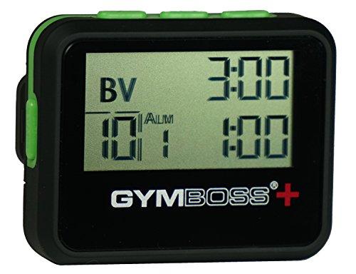 Gymboss Plus–Temporizador y cronómetro