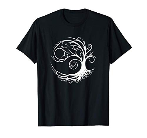 Celtic Irish Tree of Life Men, Women, Child T-Shirt