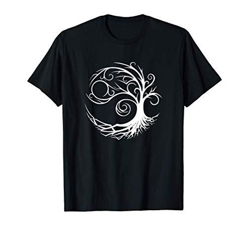 Celtic Irish Tree of Life Men, Women, Child T-Shirt